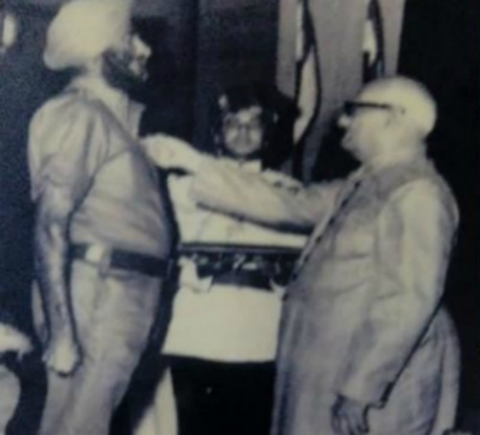 Subedar Ratan Singh