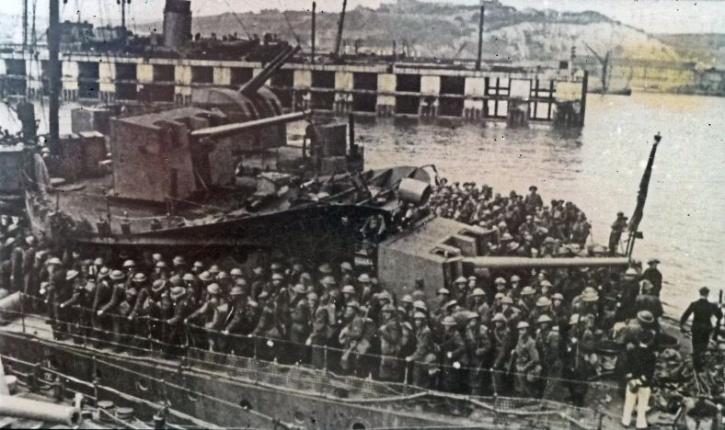 Dunkirk evacuation