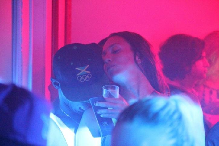 Rio Usain bolt party nightclub