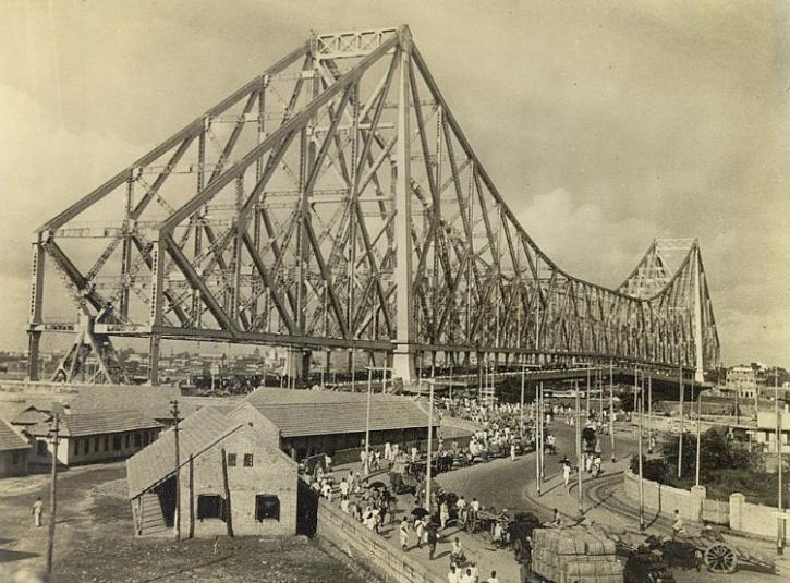 Howrah Bridge, 1947