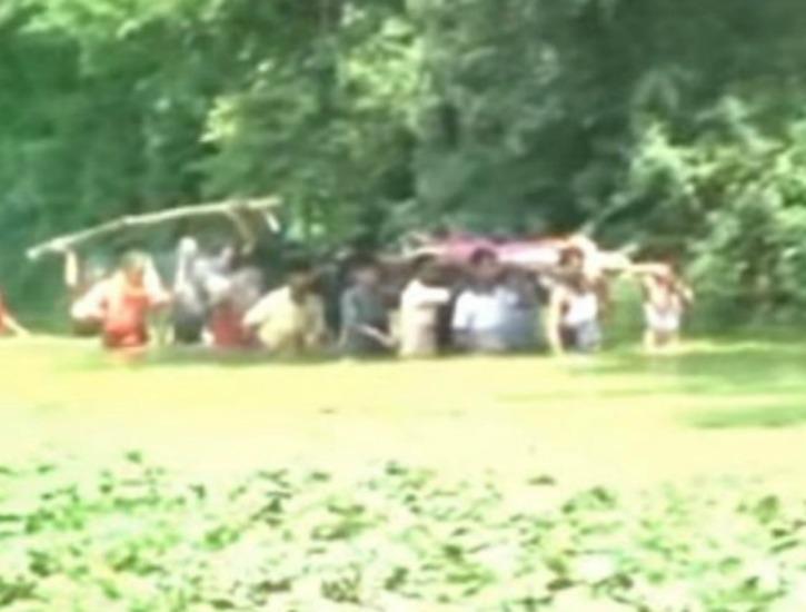 Madhya Pradesh villagers