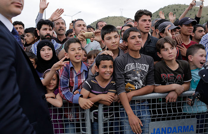 Syrian Refugee In Germany