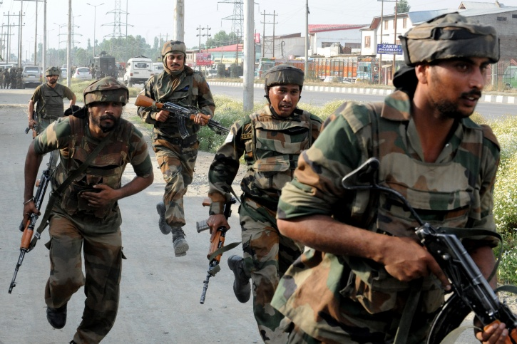 Rs 1,000-Crore Plan For Army In Jammu And Kashmir Still Pending