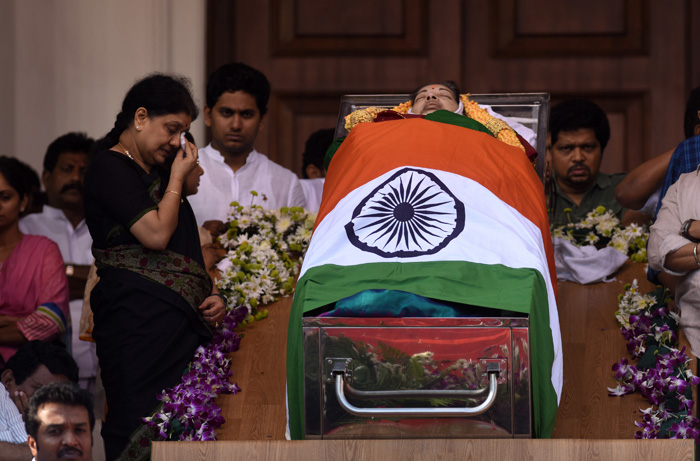 Jayalalithaa's Coffin Maker, Also The Architect Of 500 VIP Caskets