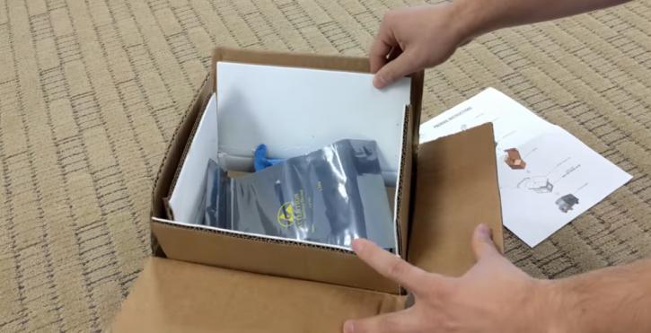 Samsung Galaxy Note 7 Fireproof Box