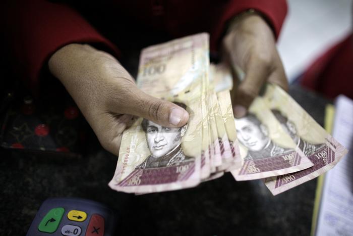 Bolivar Bank Note