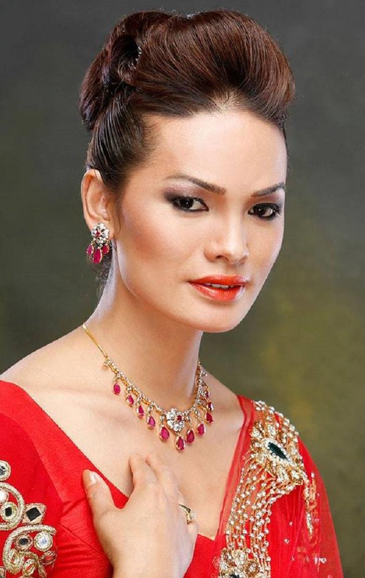 Anjali Lama FB