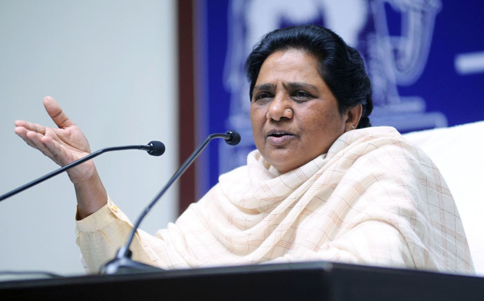 Account Of Mayawati's Brother Found With 1.43 Crore, BSP's Bank ...