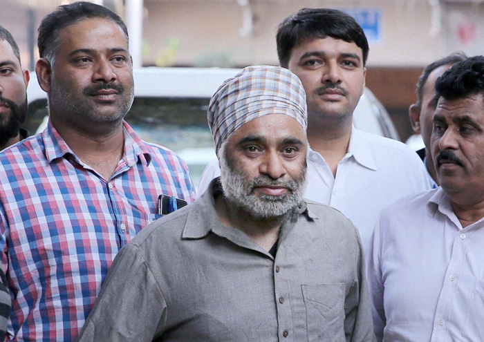 Nabha Jail Break Mintoo