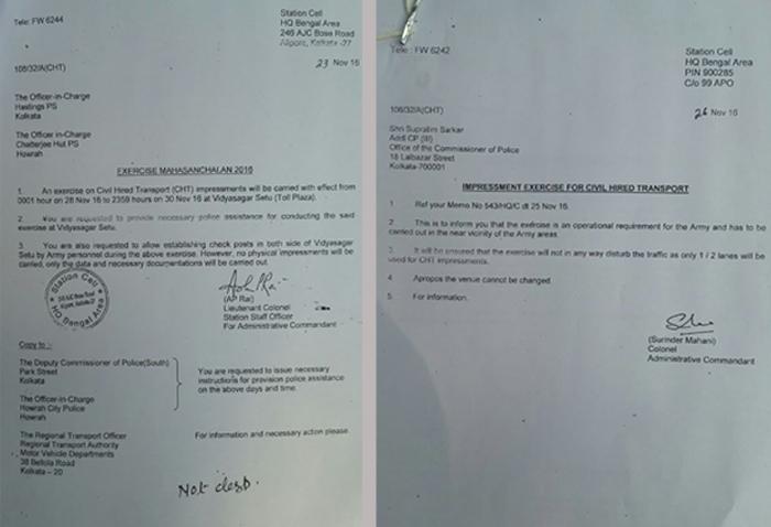 Army proves Mamata Banerjee wrong