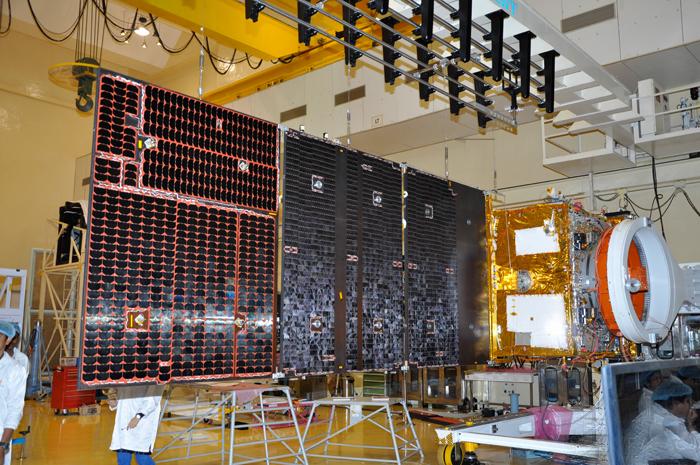Remote Sensing Satellite