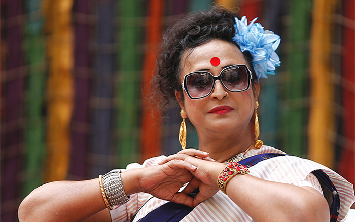 Manabi Bandopadhyay, the first transgender principal of a college in India, is now in deep trouble. All the teaching and non-teaching staff members of Krishnagar Women