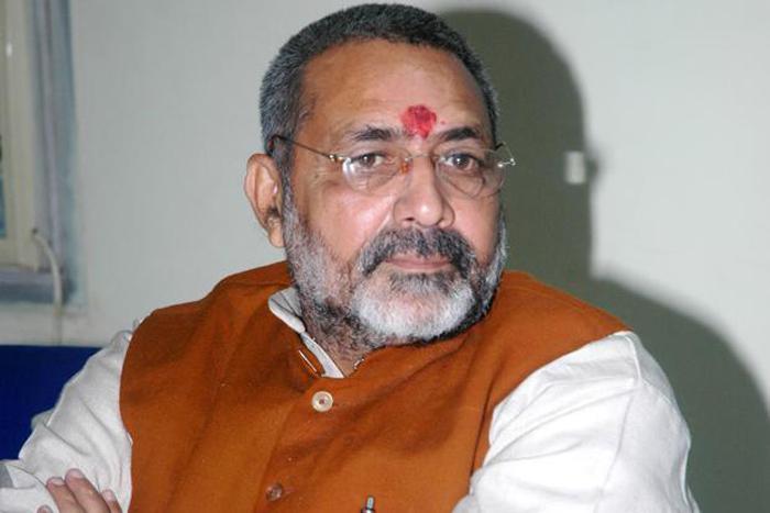 Giriraj Singh On Controversial