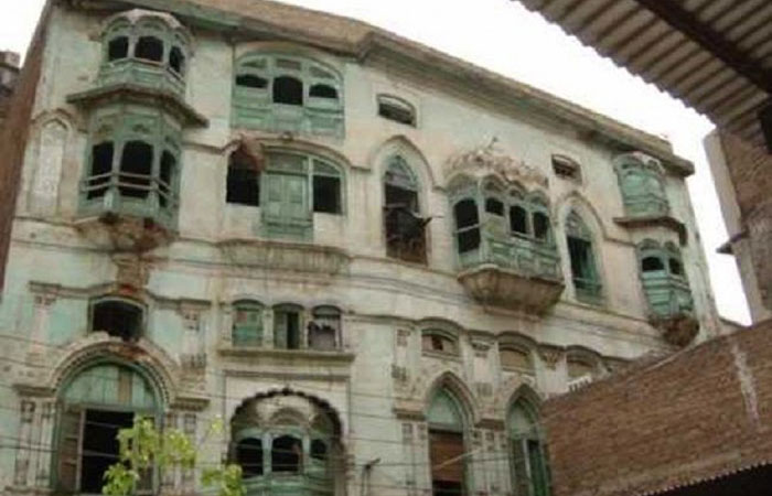 Dilip Kumar ancestral home