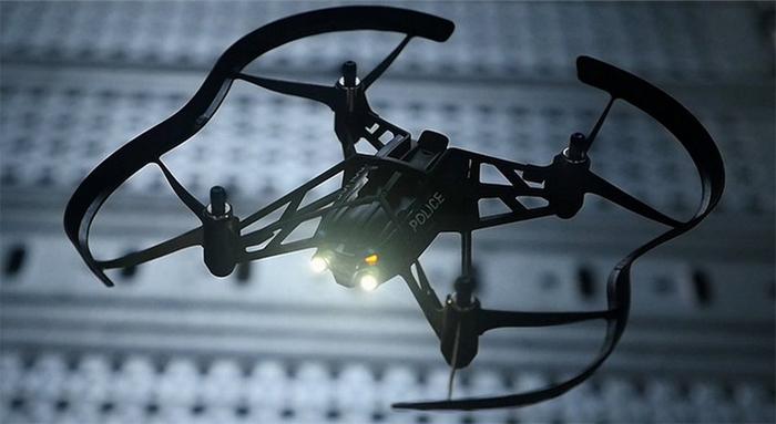 Jaipur Cops Get Night Vision Drone
