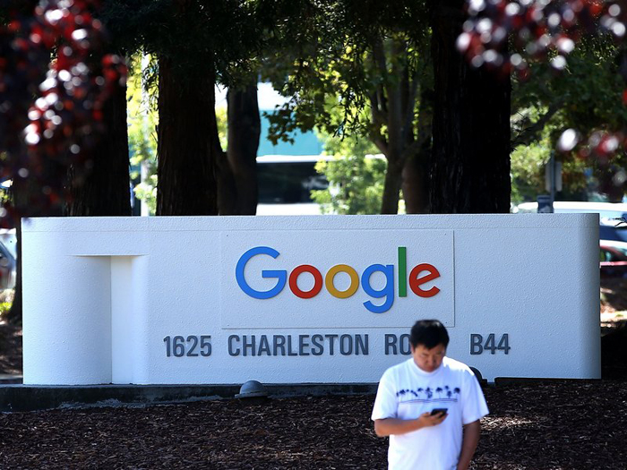 Employee Sues Google BCCL
