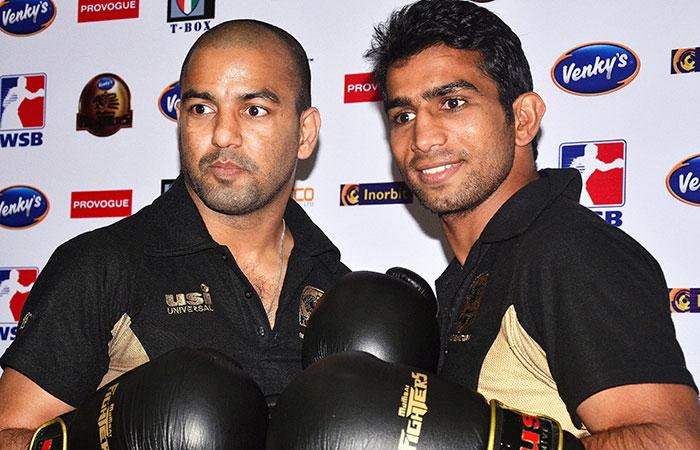 Akhil and Jitender