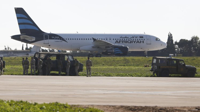 Libyan Plane With 118 On Board Hijacked