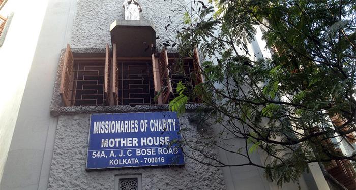 Mother Teresa's Charity Heartquarters In Kolkata