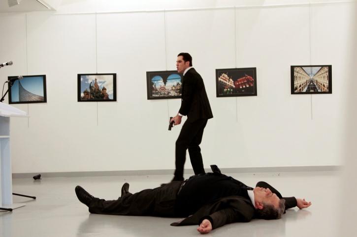 Turkey shooter Russia