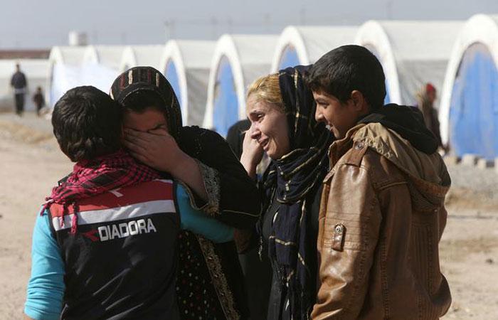 Reunion in Iraq