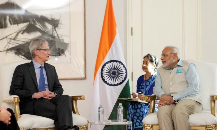 India To Set Up iPhone Manufacturing