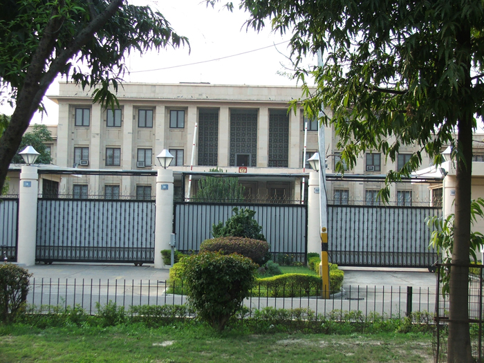 Russian Embassy Chennai