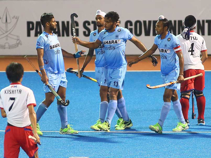India Start Junior Hockey World Cup Campaign
