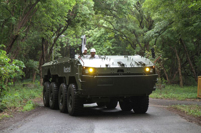 Combat Vehicle Project