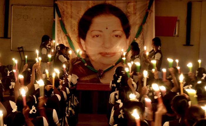 jayalalitha tributes