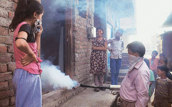Battle Against Malaria
