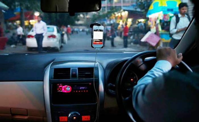 Hyderabad Cab Driver