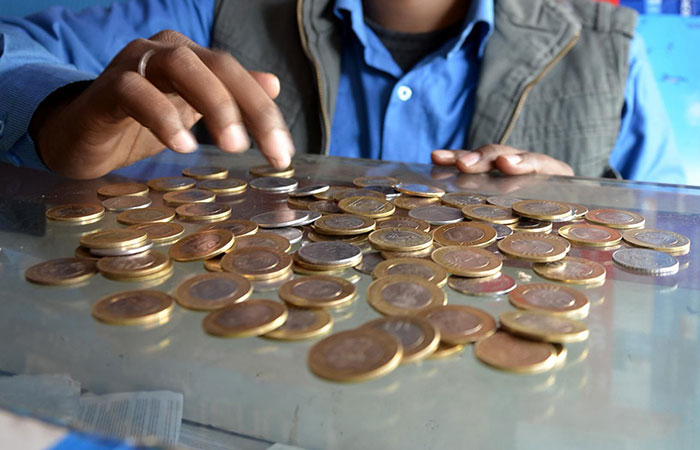 10 Rupees Coin