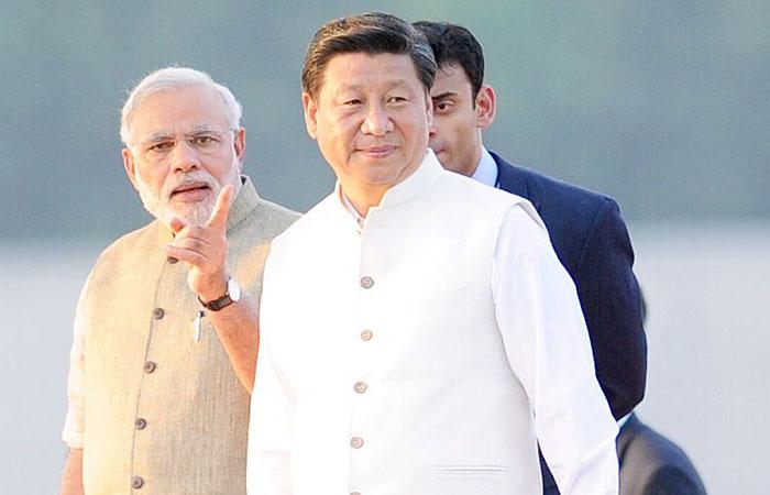 Narendra Modi   and Jinping
