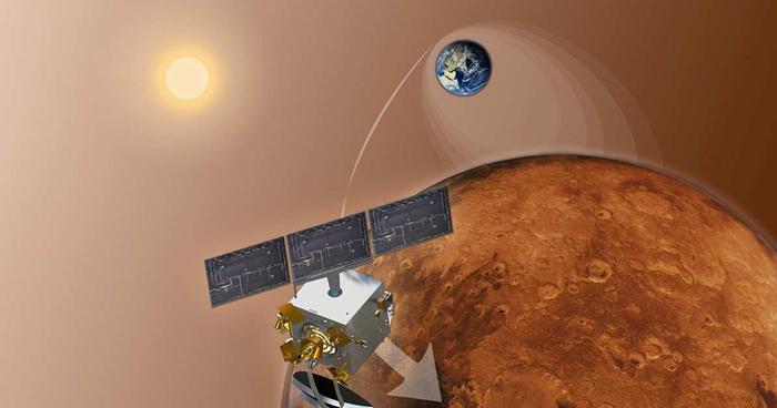 set to experience Mars