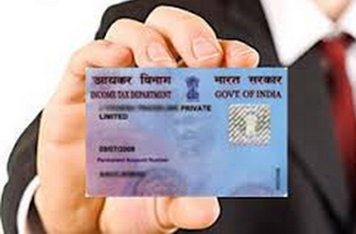 PAN card Missuse