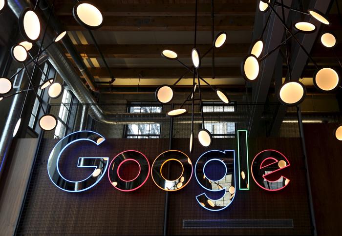 Employee Sues Google Reuters