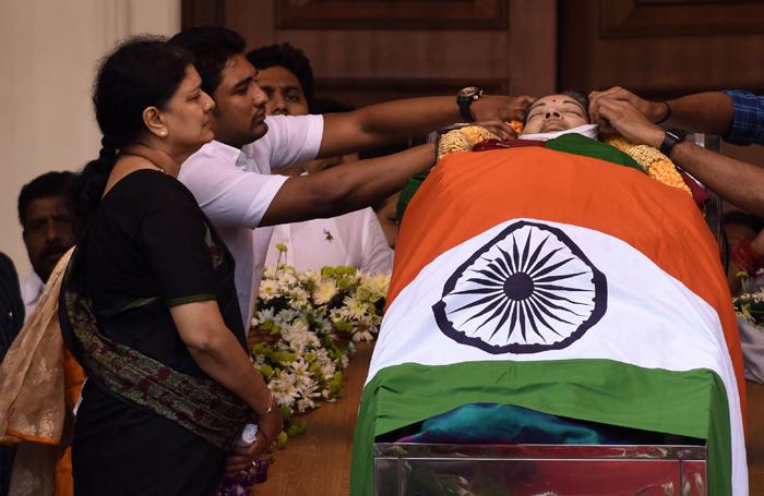 Jayalalithaa Death