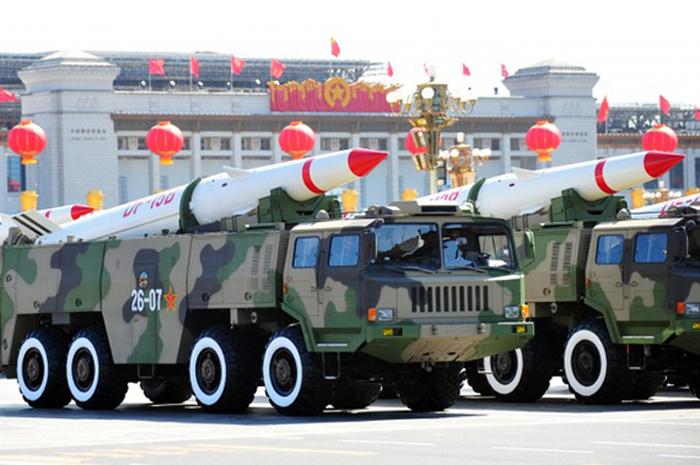 Build More Nukes China