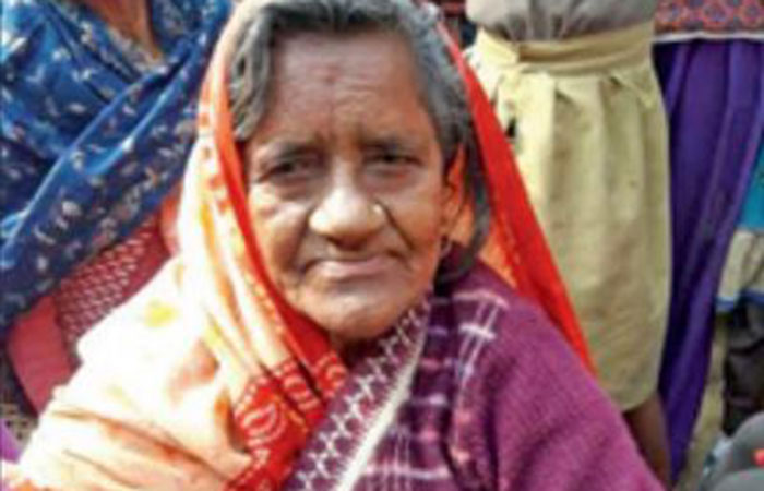 A Women who came back after 40 years