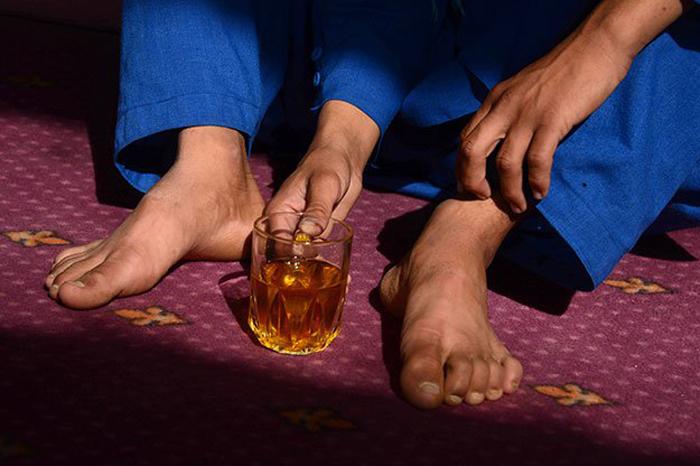 Afgan child sex slave