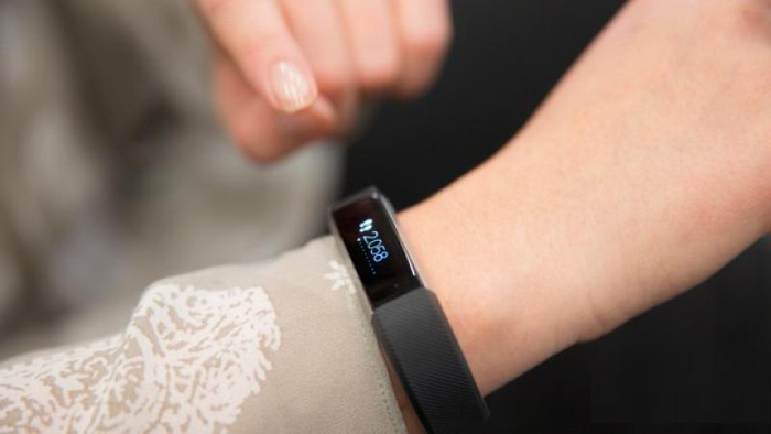 Wear a Fitbit Tracker