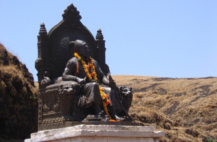shivaji Raigad fort