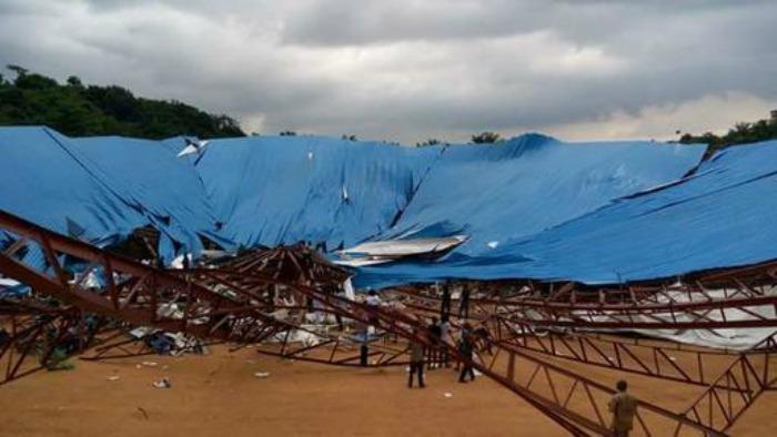 Nigeria Church Collapse