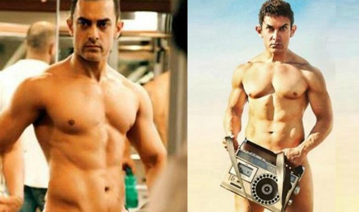 Aamir Khan previous shape