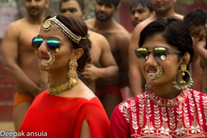 Geeta and Babita Phogat