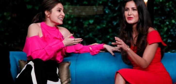 Anushka and Katrina