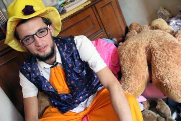 Clown Of Aleppo
