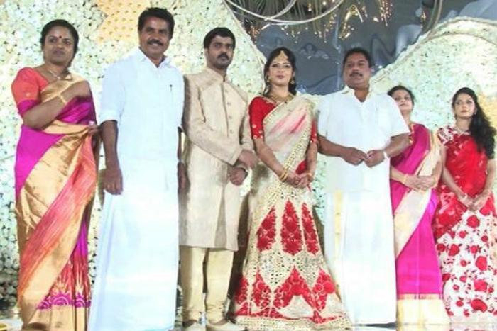 Biju Ramesh got his daughter married