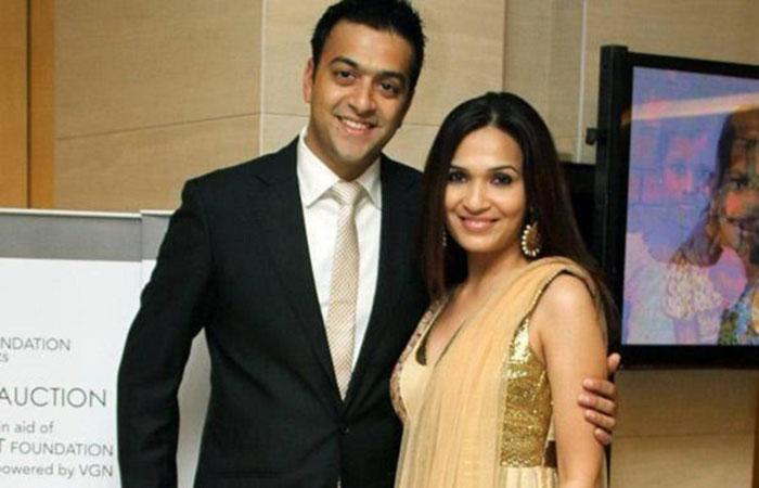 Ashwin Ramkumar and Soundarya